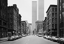West Broadway New York/Tribeca (Thomas Struth, 1978)