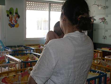 Cárcel para las madres solteras en Marruecos