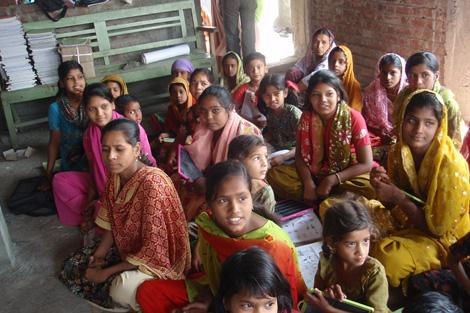 Proyecto de Manos Unidas con niños de la calle en Madhya Pradesh, India. | Manos Unidas