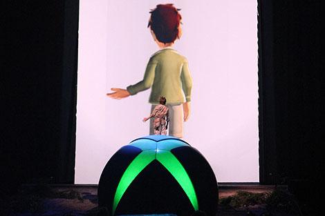 Presentación de Kinect. | AP