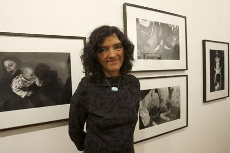 La fotógrafa Adriana Lestido participará en la exposición y las clases magistrales. | Efe