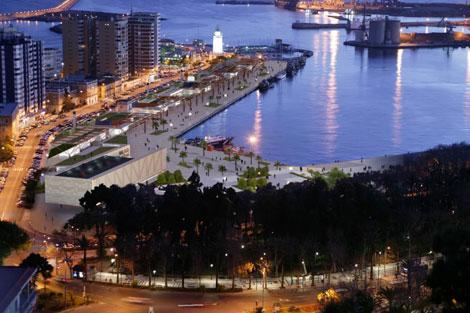 Imagen del proyecto del puerto. | ELMUNDO.es