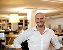 Daniel Gumpert, en RMJM Hong Kong.