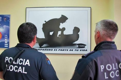 La patrulla que en el 98 se enfrentó a los Martíns Mendoza | A.G.