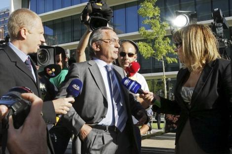 El ex presentador de televisión Carlos Cruz, uno de los culpables. | EFE