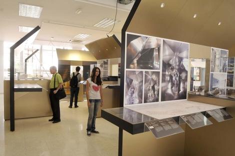 Exposición en la Escuela de Arquitectura. | N. Alcalá