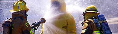 Desinfecci�n por un posible ataque biol�gico.| Ap