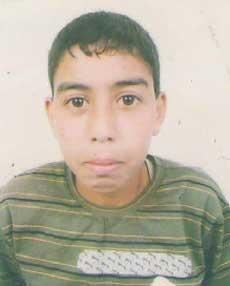Nayem Elghari | Imagen cedida por la Asoc. Saharaui de Víctimas de violaciones graves de Derechos Humanos | Efe