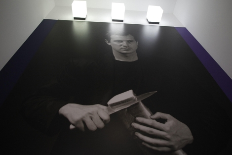 Fotografía de Pepe Espaliú, que puede verse en la nueva casa-museo. | M. Cubero