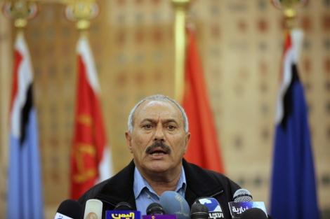 El presidente de Yemen, Ali Abdallah Saleh. | Reuters