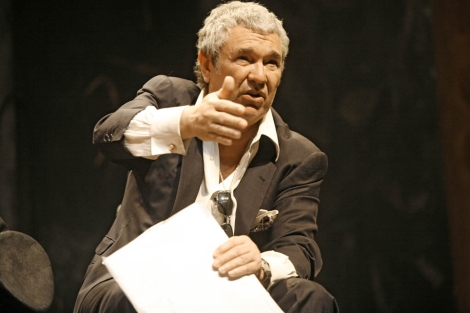 El productor Paco Marsó.   ELMUNDO.es