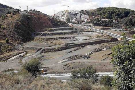 Imagen de las obras paralizadas. | ELMUNDO.es