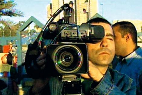 El cámara español José Couso.