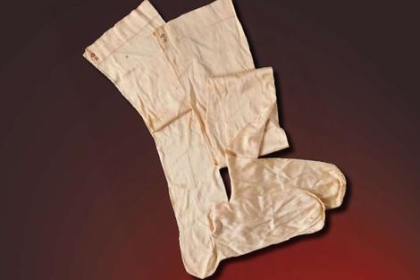 Las calzas que pertenecieron a Napoleón. | Osenat