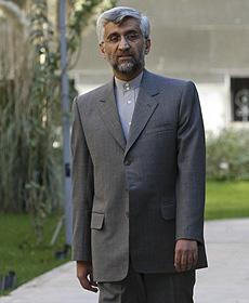 El negociador iraní Saeed Jalili. | AP