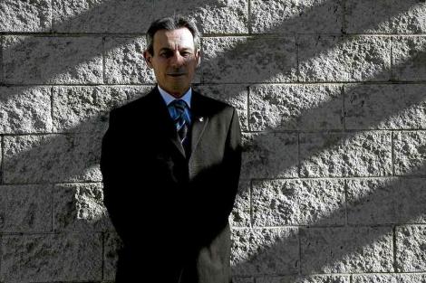 Josep anglada, líder de Plataforma per Catalunya. | Joan Manuel Baliellas