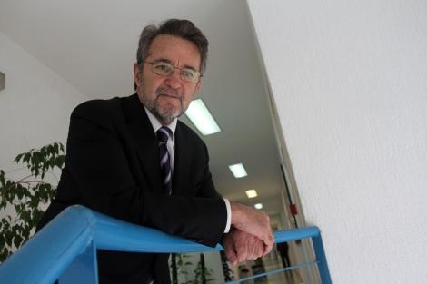 El concejal de Vivienda, Diego Maldonado. | Carlos Díaz
