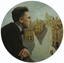 Retrato de Chaves Nogales.