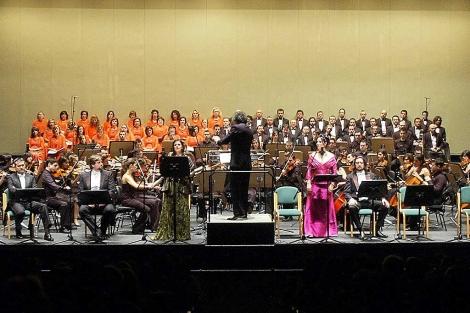 Un concierto de la Orquesta Joven de Andalucía con Pedro Halfter a la batuta. | El Mundo