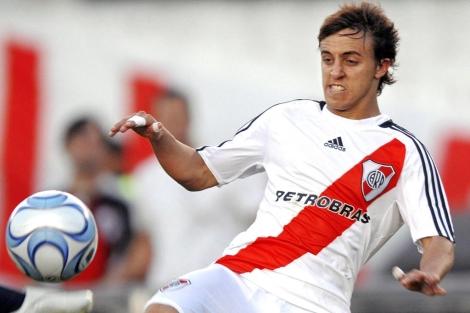 Málaga incorpora a Diego Bounanotte