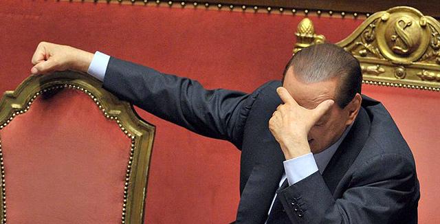 Silvio Berlusconi. | EL MUNDO