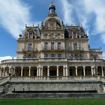 Chateau d'Aubiry.
