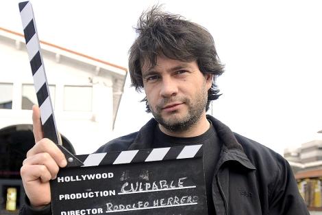 El director Rodolfo Herrero, en la carcel de Mansilla. | Efe