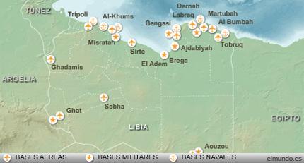 La aviación de Gadafi bombarsea el aeropuerto de Bengasi, el bastión rebelde 1300261724_extras_ladillos_1_0