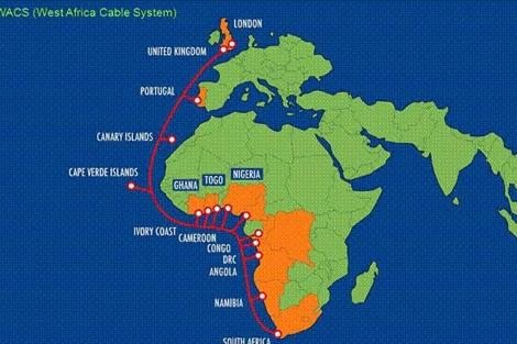 ESquema del cable WACS