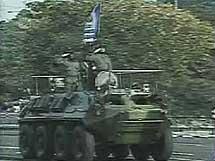Captura de la televisión cubana.
