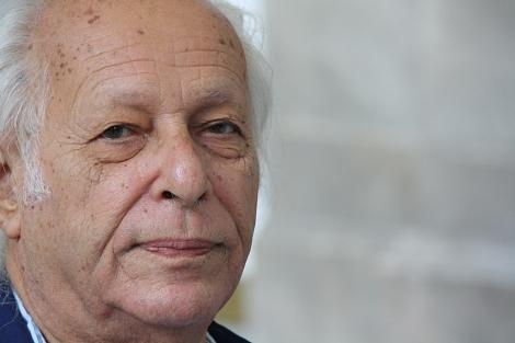 El economista y politólogo egipcio, Samir Amin. | Agustín Tourón.