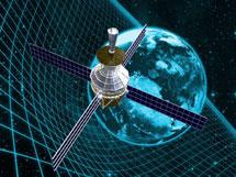 Recreación de Gravity Probe B | NASA.