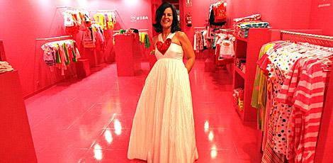 El vestido de novia fue el inicio de esta particular aventura. | R. G.