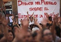 Un momento de ovación. |Reuters
