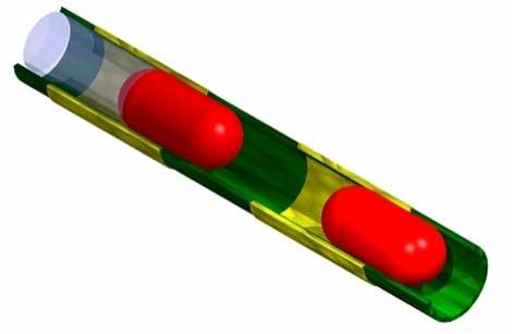 La energía es producida gracias a miles de nanogotas de líquido. | InStepPower.