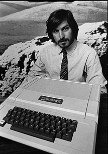 Jobs con el Apple II | Ap