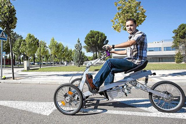 Как сделать трёхколёсный велосипед взрослый своими руками