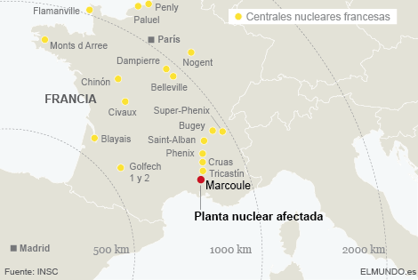 Explosión en planta nuclear del sureste francés 1315827676_extras_ladillos_1_1
