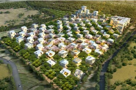 Recreación de un complejo residencial para gays Boom Costa del Sol. | Boom Communities