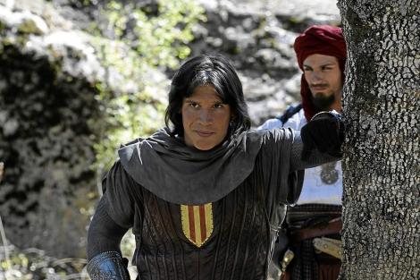 Fotograma de la película 'El Capitán Trueno y el Santo Grial'.