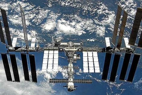 Imágen de archivo de la Estación Espacial Internacional. | ESA