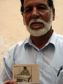 Sidahmeh Brahim Burhi.