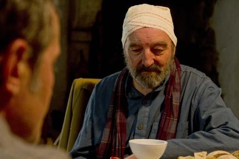 'Pico' ya interpretó a Sinbad en el teatro.