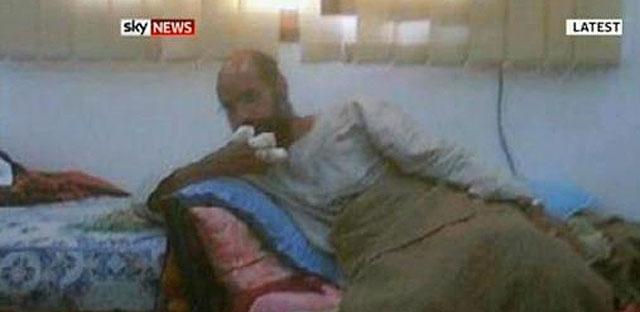 Saif al Islam. | Reuters