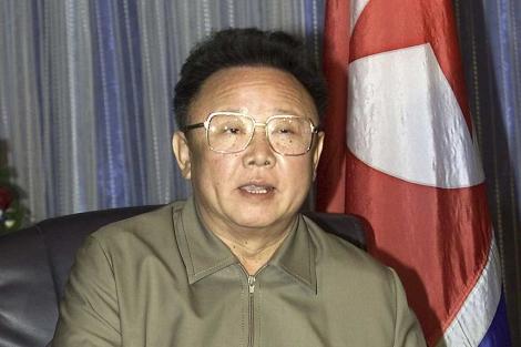 Kim Jong-il, en una imagen de archivo. | Ap Kim Jong-il, en una imagen de archivo. | Ap
