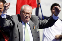 Jean Marie Le Pen. | Reuters