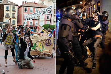 Reunión hoy en Burgos y detención, esta noche, en Madrid.