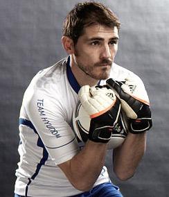 Casillas, imagen de Hyundai.