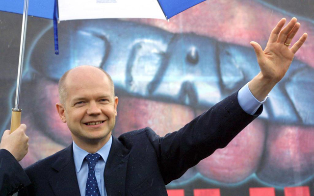 El ministro brit�nico de Asuntos Exteriores, William Hague. | Epa