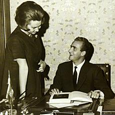 Los Príncipes, en Zarzuela. | Archivo